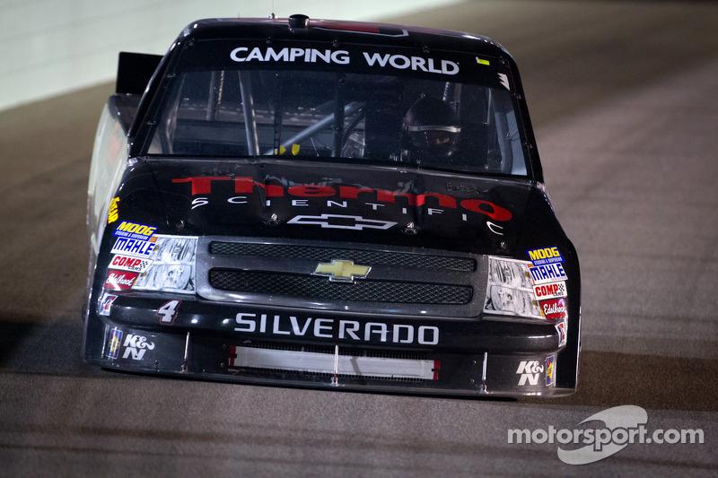 Kyle Larson, Earnhardt Ganassi Racing Chevrolet