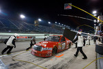 Pit stop for Timothy Peters, Red Horse Racing Toyota
