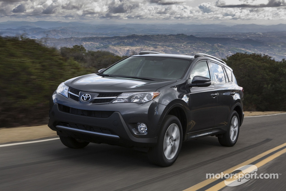 The 2013 Toyota RAV4
