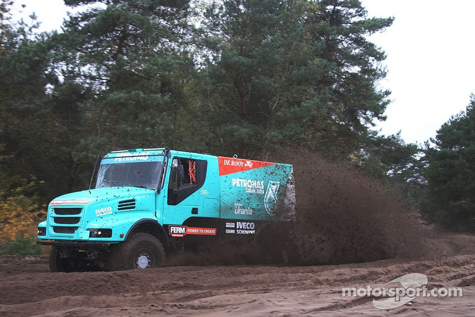 #500 Iveco: Gerard de Rooy, Tom Colsoul, Darek Rodewald