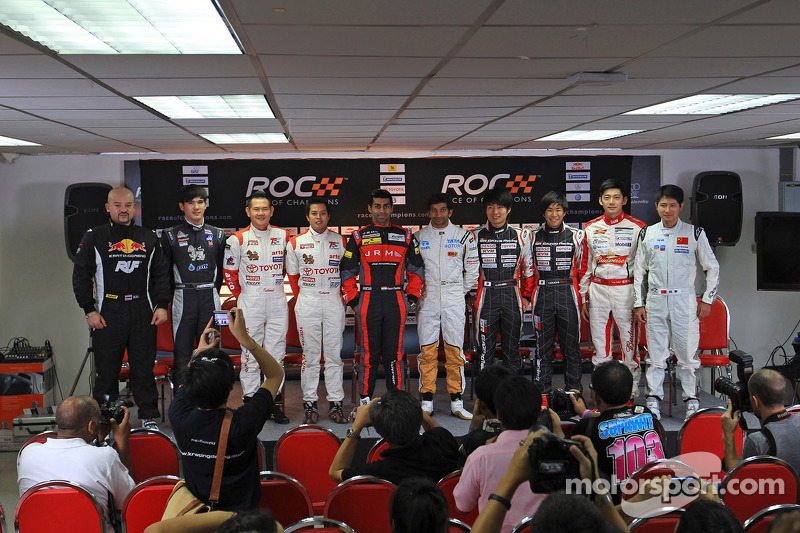 Asian ROC drivers