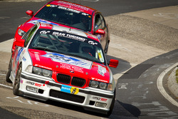 #224 Team DMV BMW M3 GT: Uwe Reich, Michael Lachmayer, Joe Kramer