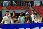 Andy Priaulx, Jamie Whincup, Mick Doohan, Benito Guerra, Sbastien Ogier, Jorge Lorenzo