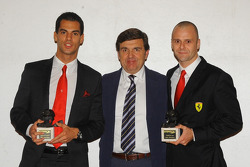 GT Open awards ceremony