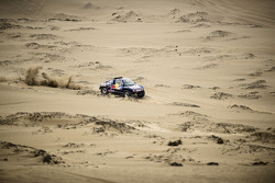 #300 Buggy: Nasser Al-Attiyah, Lucas Cruz test near Lima, Peru