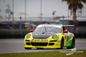 #17 Burtin Racing with Goldcrest Motorsports Porsche GT3: Jack Baldwin, Claudio Burtin, Martin Ragginger