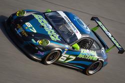 #67 TRG Porsche GT3 Cup: Emmanuel Collard, Nic Jonsson, Tracy Krohn