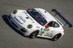 #72 Park Place Motorsports Porsche GT3: Chuck Cole, Grant Phipps, Mike Vess, Alex Whitman, Jean-Franois Dumoulin