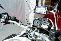 BMW R1200 GS cockpit