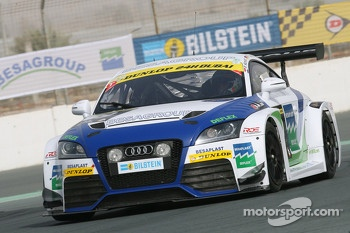#89 Besaplast Racing Audi TT RS: Franjo Kovac, Martin Tschornia, Fredrik Lestrup, Wolfgang Kaufmann, Roland Asch
