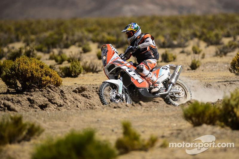 #57 KTM: Ben Grabham