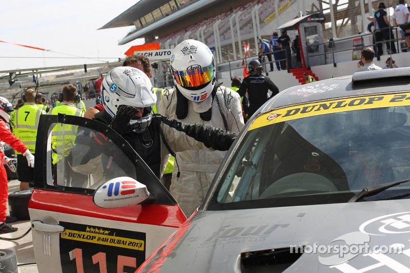 #115 SVDP Racing BMW 120D: Jonathan Mullan, Chris Wishart, Wubbe Herlaar, Jason O'Keefe, Kris Budnik