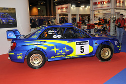 Richard Burns WRC Subaru Impreza