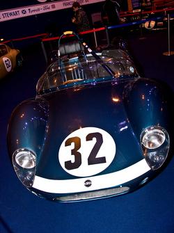 Jackie Stwarts Cooper Monaco
