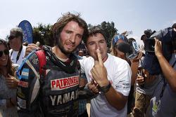 Quad winner Marcos Patronelli