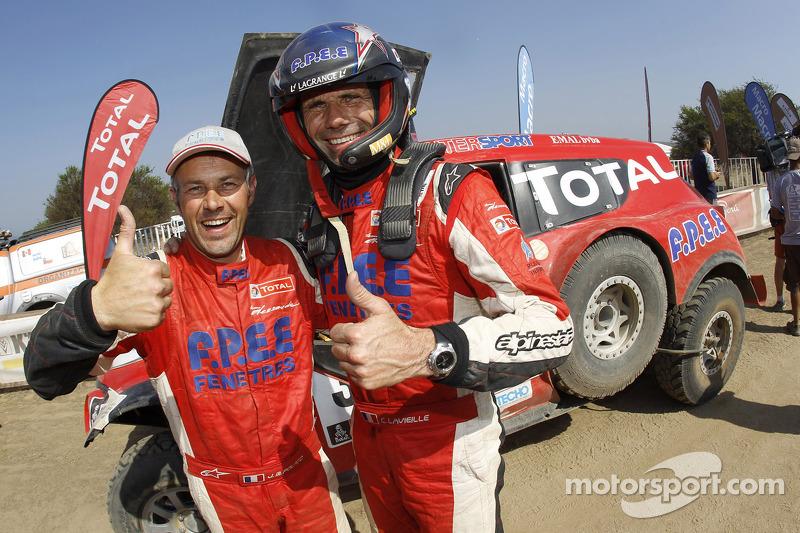 Christian Lavieille and Jean-Michel Polato