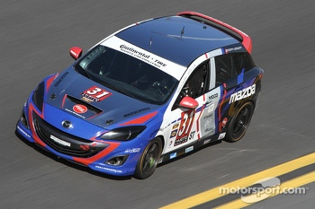 #31 i-MOTO Mazda Speed 3: Jayson Clunie, Pierre Kleinubing 