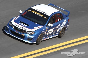 #35 Subaru Road Racing Team Subaru WRX-STI: Andrew Aquilante, Bret Spaude 