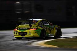 #17 Burtin Racing with Goldcrest Motorsports Porsche GT3: Jack Baldwin, Claudio Burtin, Martin Ragginger, Mario Farnbacher, Robert Renauer