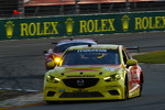 #00 Visit Florida Racing Speedsource Yellow Dragon Mazda6 GX: Joel Miller, Tristan Nunez, Spencer Pigot, Yojiro Terada, Tristan Vautier