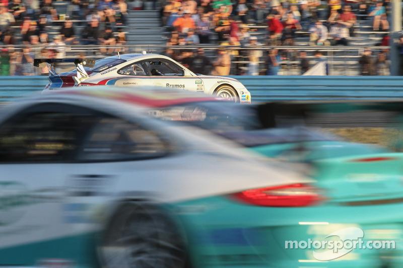 #59 Brumos Racing Porsche GT3: Andrew Davis, Leh Keen, Marc Lieb, Bryan Sellers
