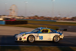 #18 Muehlner Motorsports America Porsche GT3: Mark Thomas