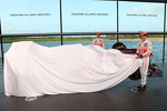 Sergio Perez, McLaren and team mate Jenson Button, McLaren unveil the new McLaren MP4-28