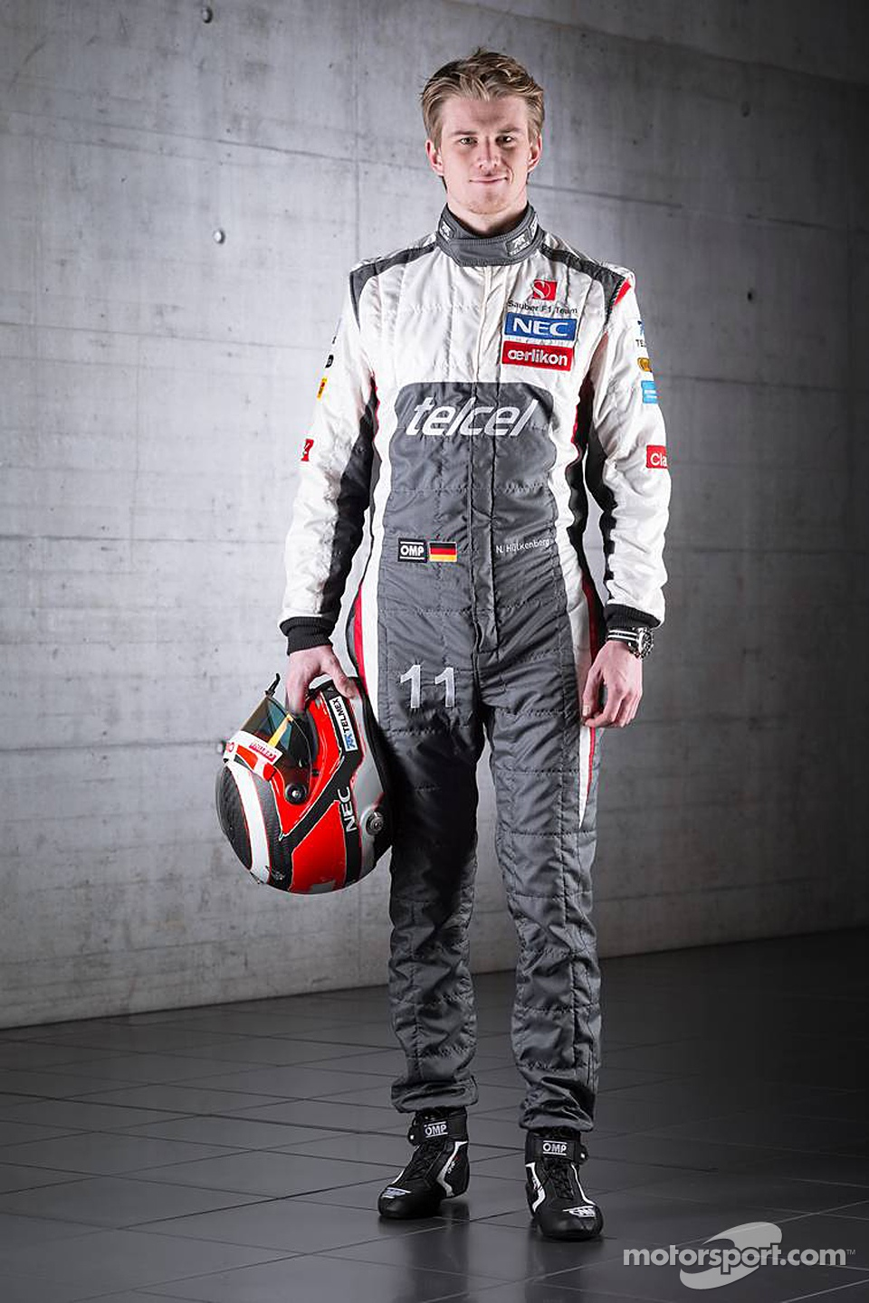 Nico Hulkenberg, Sauber F1 Team