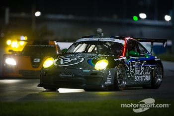 #45 Magnus Racing Porsche GT3: Mark Boden, Al Carter, Charles Espenlaub, Hugh Plumb, Charles Putnam