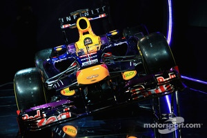 The Red Bull Racing RB9