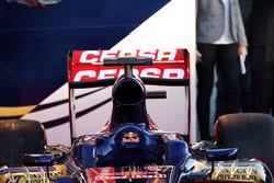 Scuderia Toro Rosso STR8 airbox