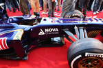 Scuderia Toro Rosso STR8 detail