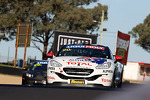 #20 Peugeot RCZ Cup: Stphane Caillet, Julien Rueflin, Jason Bright