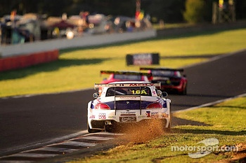 #16 Liqui Moly Team Engstler BMW Z4 GT3: Franz Engstler, Kristian Poulsen, Charles Ng, John Modystach