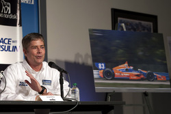 Chip Ganassi Racing announcement