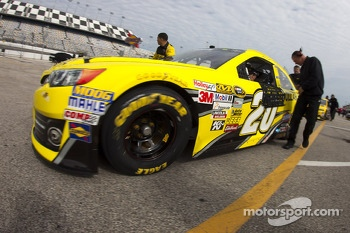 Matt Kenseth's car