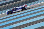 Sebastien Buemi tests the Toyota TS030 Hybrid