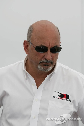 Bobby Rahal, Teamprincipal Rahal Letterman