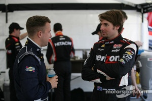 A.J. Allmendinger and Will Power, Penske Racing