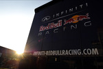 Red Bull Racing truck