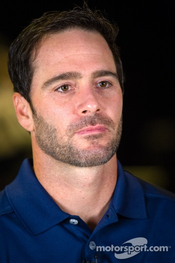 2013 Daytona 500 winner Jimmie Johnson, Hendrick Motorsports Chevrolet