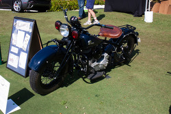1945 Indian Chief Police