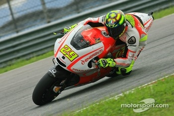 Andrea Iannone, Pramac Racing Team