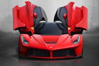 OTOMOBİL Fotoğraflar - The Ferrari LaFerrari