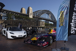 Top Gear UK on Sydney Harbour