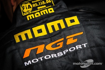 NGT Motorsport pit crew suit