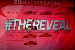 Unified Sports Car Series press conference: the 2014 class names