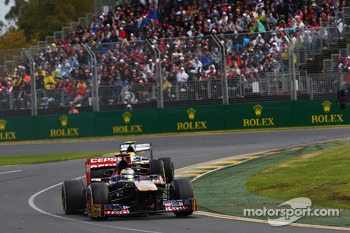 Daniel Ricciardo, Scuderia Toro Rosso STR8