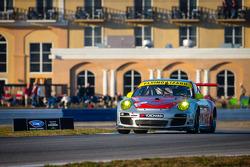 #45 Flying Lizard Motorsports Porsche 911 GT3 Cup: Nelson Canache, Spencer Pumpelly, Brian Wong