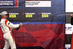 Podium ceremony